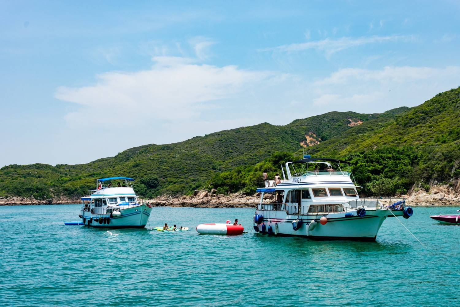 Boat Rental for Junk Parties in Sai Kung - Holimood Yacht